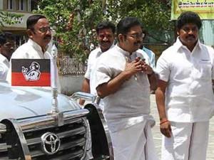 Ttv Dhinakaran Is Going Meet The Press