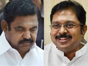 Ttv Dinakaran Hits Ops Eps Demand Them Resign