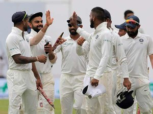 India Whitewash Win Pallekele Test An Innings 171 Runs