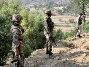 J K Lady Dies Cease Fire Violations Terrorists Strike At 41 Rr