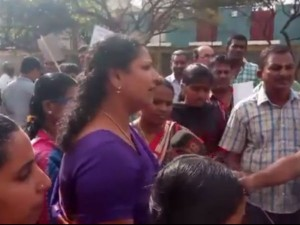 No Need Neet Exam Parents Students Protest At Coimbatore