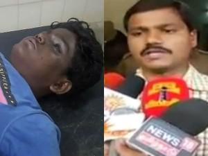 Madurai Collector Veera Raghava Rao Explain About Vignesh Death