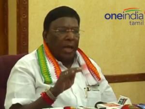 Puducherry Cm Narayanasami Conducted Party Meeting On The Neet Exam
