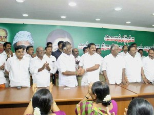 Ops Will Be Convener Aiadmk Announces Eps