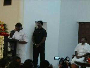 Tn Governor Leave Chennai