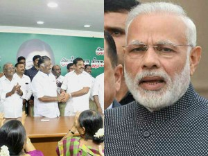 Bjp Happy With The Merger Admk Factions