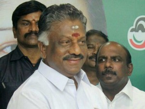 O Paneerselvam Tweets That The Pressure His Heart Is Freed Now
