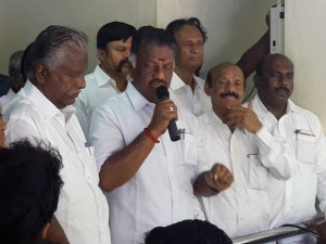 It Officials Would Have Gone Raid Koovathur Also Says Ops
