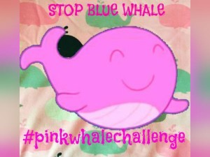 Spreading Love Happiness On Yourself With The Pink Whale Challenge Game