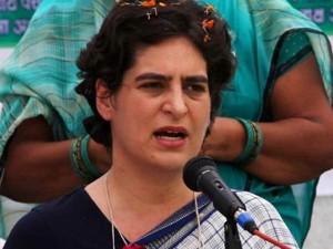 Priyanka Gandhi Takes Charge As Congress Working President Pa Refuses