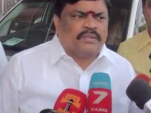 Minister Rajendra Balaji Attacks Kamal