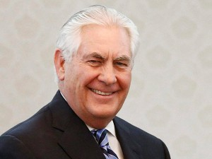 Us State Secretary Rex Tillerson Says We Want Dialogue With