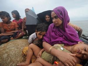 Union Government Plans Deport 40 000 Rohingya Muslim Refugees