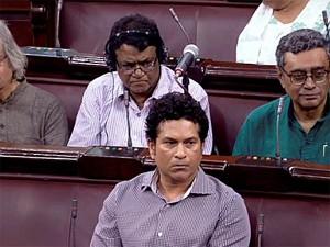Sachin Comes Rajya Sabha Gets Trolled On Twitter