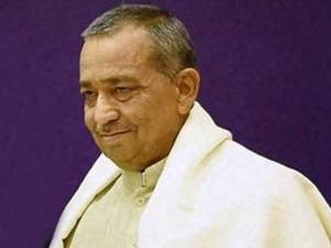 Bjp Mp From Ajmer Sanwar Lal Jat Passes Away Delhi