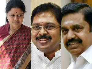 Will Admk Merger Talks Begin With The Sasikala Dinakaran Exit