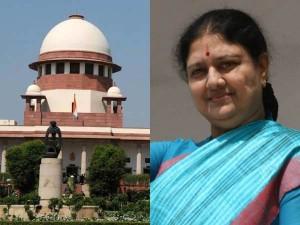 Sasikala Filed Additional Petition At Sc Reinvestigate Jaya