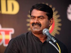 Seeman Urges Political Freedom Tamils