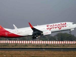 Spicejet Launches Today Flight Between Puducherry Hyderabad