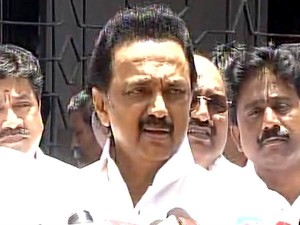 Modi Is The Co Chair Person Two Corrupt Teams Aiadmk Says Mk Stalin