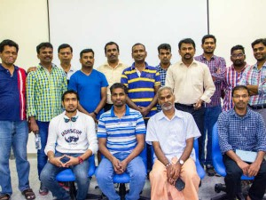 Taiwan Tamil Sangam Holds Literary Meet