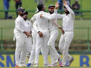 Sri Lanka Out 135 Runs India Enforce Follow On