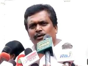Mla Thanga Tamilselvan Opposing The Resolution Eps Team