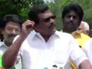 Thanga Tamilselvan Mla Warned Eps Team