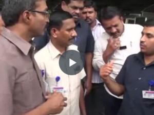 Devotee Found With Gun At Tirupati Alipiri Checkpost