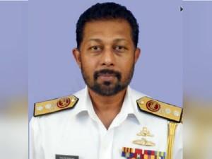 Travis Sinniah Apponts As Srilanka S New Navy Commander