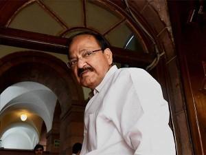 Vice President Elect Venkaiah Naidu Resigns From Rajya Sabha