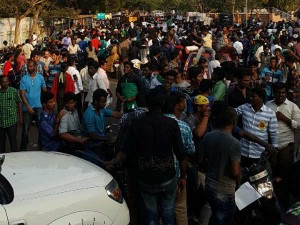 Plus 1 Students Ready Protest Against Tn Govt Kovi Police Security Tightened