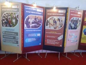 We Resolve Make Exhibition Held Chennai
