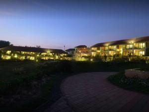 Dinakaran Camp Mlas Again Goes Windflower Resort