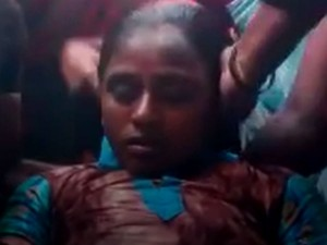 Anitha Suicide Body Takes Goverment Hospital Post Mortem