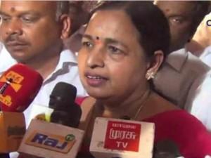 C R Saraswathi Says About Jayalalitha S Health