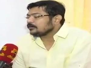 Sasikala Not Willing Apply Parole Visit Husband Natarajan