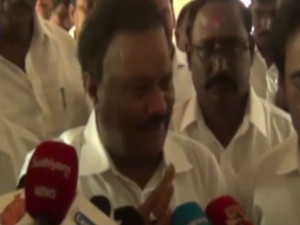 Minister Dindigul Srinivasan Jibes Stalin Video