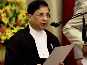 Supreme Court Chief Justice Deepak Misra Praises Chennai High Court