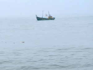 Srilankan Navy Arrest 8 Tamil Fisherman With Two Boats