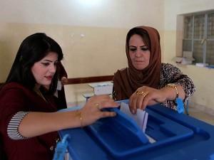 Iraqi Kurds Vote Independence Referendum