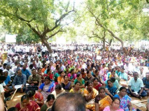 Government Employees Protest Continues 11