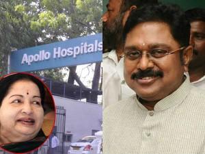 Ttv Dinakaran Says Will Release Cctv Footages Jayalalitha Treatment