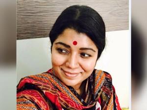 Ilavarasi S Daughter Krishnapriya Called A Protest Against