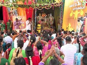 Vendhar Tv Telecast On Manampol Mangalyam