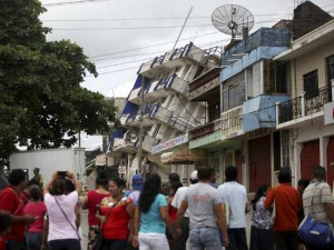 Mexico Building Collapsed Earthquake Video Is Going Viral On Twitter