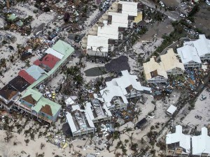 Florida Sinks Darkness After Irma Effects