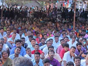 Neduvasal Protest Touches 166th Day
