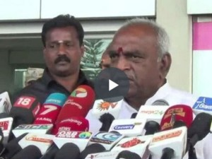Mos Pon Radha Krishan Advising Political Parties