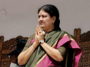 Karnataka Minister Ramalinga Reddy Meets Sasikala Jail